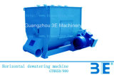 Horizontal Dewatering Machine Dryer of Recycling Machine with Ce