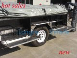 Aluminum Extended Large Size Camping Trailer (LH-CPT-08)