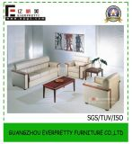 Guangzhou Factory Wholesale Leather Sofa Set for Office Furniture