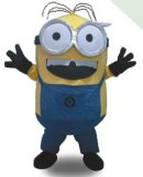 Stuart The Minion Mascot Costume