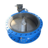 Flanged Type Concentric Disc Butterfly Valve