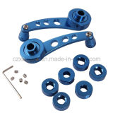 Anodized Window Winder Truck Pickup Manual Door Handle Cranks