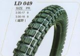Golden Quality 8pr Motorcycle off-Road Tire (3.00-17; 3.00-18)