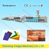 PVC Skinning Foaming Foamed Plate Machine (JG-MSC)