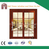 Aluminium Sliding Patio Door with Laminated Glass