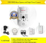 Multifunctional GSM MMS Alarm System With Night Vision Camera (YL-007M6E)