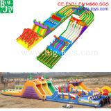Giant Inflatable Racing Challenge Game (BJ-O26)