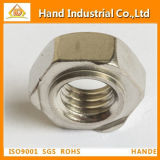 DIN929 Stainless Steel 304/316 Hex Weld Nuts