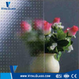 Figured Glass/Patterned Glass/Rolled Glass/Embossed Glass/Knurling Glass (Nashiji, Mistlite, Flora, Karatachi, Diamond) with CE, ISO