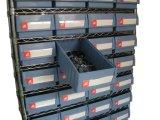 Shelf and Racking for Drawer Bin (WSRT15-4214)