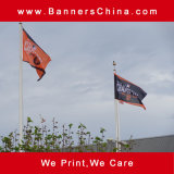 Outdoor Promotion Polyester Flag Banner