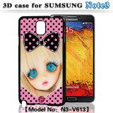 3D Case for Samsung Note3 (N3- V613)
