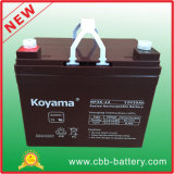 35ah 12V Deep Cycle Gel Battery for Wind Power System