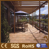 UV Resistance, Outdoor WPC Wood Tile and Decking and Pergola