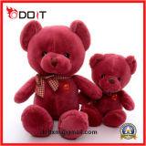 Supre Soft Short Plush Red Teddy Bear Plush