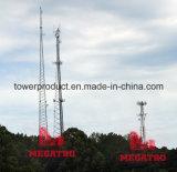 Three-Legged Angular Telecom Towers