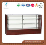 Cherry Wooden Display Case for Retail Store