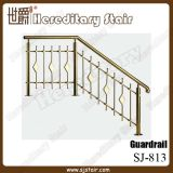 AISI 304 Indoor Stair Handrail Stainless Steel Railing System (SJ-813)