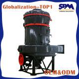 Sbm Super Pressure Trapezium Grinding Mill