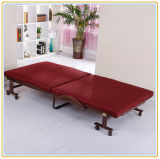 Good Quality Single Folding Away Bed for Home Hospital Hotel