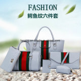 Fashion Lady Handbags Online-Selling Tote-Bag Women Cheap Leather Cosmetic Bags