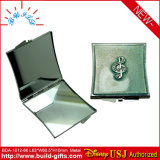 Metal Gifts in Cosmetic Compact Mirror