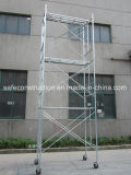 Safe SGS Passed H Frame Scaffold for Decoration