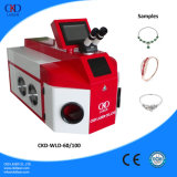 Metal Spot Laser Welding Machine for Gold Silver