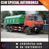 6X4 20mt Hook Lift Gabage Truck Container Detachable Garbage Collector