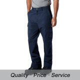 Mens Workwear Wear-Resisting Pants Safety Work Trousers