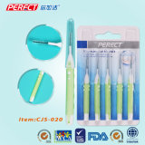 Perfect I-Shaped 5-in-1 Interdental Brush/Toothbrush