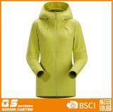 Women′s Micro Fleece Powerfleece Thermal Jackets