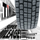Radial Truck and Bus Tyre, TBR Tyre (12R22.5)