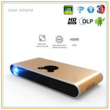 DLP LED Android 4.4 Projector with WiFi HD Home Theater (MP2016)