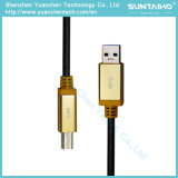 USB3.0 Am to USB Bm Printer Cable with Metal Shell for Computer