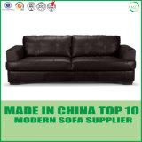 Canada Style Loveseat Genuine Leather Sofa Set
