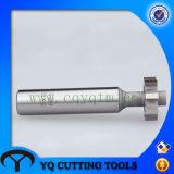 HSS M2 2*7 Woodruff Groove Milling Cutter