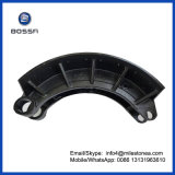 Auto Parts Brake Shoe 3270-1412 of Korean Kamaz, Mitsubish, Volvo