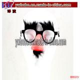 Glasses Mustache Clown Costume Props Fun Party Favor (BO-6023)