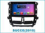 Android System GPS Navigation Player Car DVD for Succe 10.2 Inch with Bluetooth/WiFi/TV/MP4