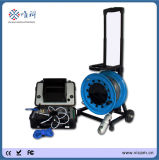 Underground Deep Water Well Video Pan Tilt Inspection Camera 100m