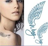 Fashion Temporary Waterproof Tattoo Stickers Art Tattoo