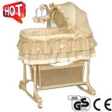 4 in 1 Deluxe Bassinet Electronic Swing Music Baby Cadle Ca-Bba140
