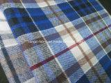 100% Cotton Yarn Dyed Flannel Fabric-Lz6686