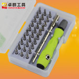 32PCS Compact Multi-Purpose Bits Screwdriver Set with Extension Bar