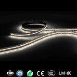 High Power High Lumen 57.6W/M SMD2835 Single Line 240LEDs/M Flexible LED Strip Light