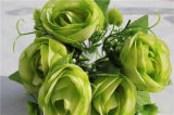 Wholesale High Quality Rose Artificial Flowers for Wedding Decoration