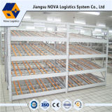 Medium Duty Flow Through Rack From Nova Logistics