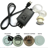 Sink Top Air Switch Kit