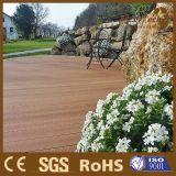 Composite Decking for Garden Application
